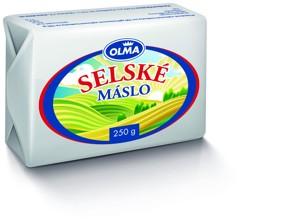 Olma Selské máslo