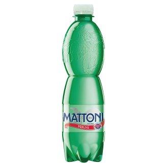 Mattoni přírodní minerální voda 0,5l, vybrané druhy