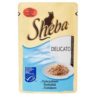 Sheba krmivo pro dospělé kočky, vybrané druhy