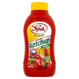 Spak Gourmet Kečup 900g, vybrané druhy