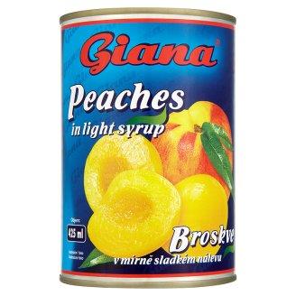 Giana Broskve 410g