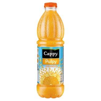 Cappy Pulpy 1l, vybrané druhy