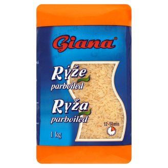Giana Rýže 1kg, vybrané druhy