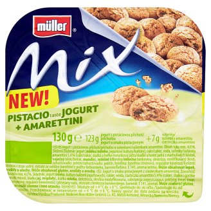 Müller Mix Jogurt 130g, vybrané druhy