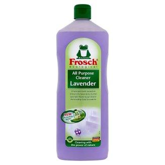 Frosch Univerzální čistič, vybrané druhy
