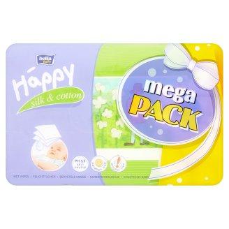 Bella Baby Happy dětské vlhčené ubrousky, mega pack