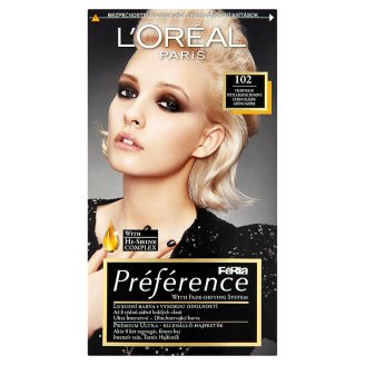 NEPOUŽÍVAT L'Oréal Paris Féria Préférence barva na vlasy, vybrané druhy