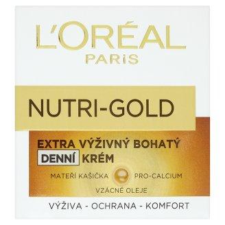 L'Oréal Paris Nutri-Gold pleťový krém, vybrané druhy