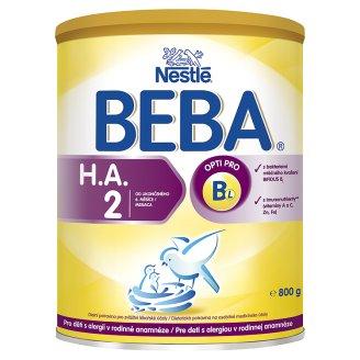 BEBA H.A., vybrané druhy