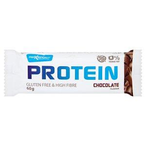 MaxSport Proteinová tyčinka 60g, vybrané druhy