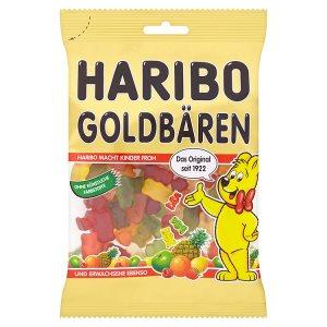 Haribo Goldbären želé s ovocnými příchutěmi 300g