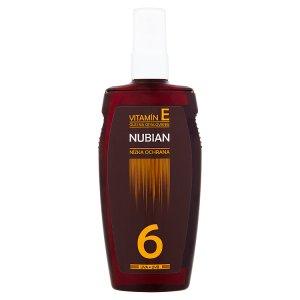 Nubian Olej na opalování ve spreji OF 6 150ml