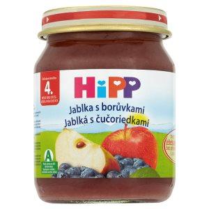 HiPP Bio vybrané druhy 125g