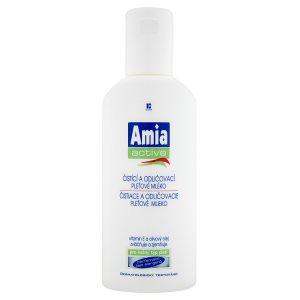 Amia Active Čistící a odličovací pleťové mléko 200ml