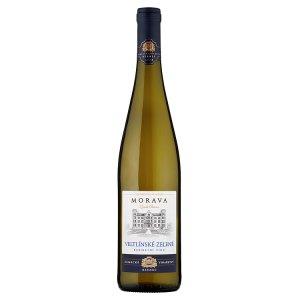 Zámecké Vinařství Bzenec Veltlínské zelené jakostní víno bílé suché 75cl