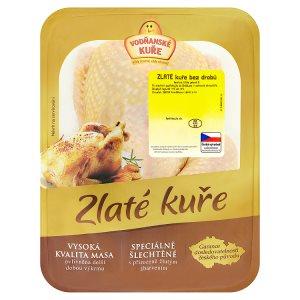 Vodňanské Kuře Zlaté kuře bez drobů 1kg