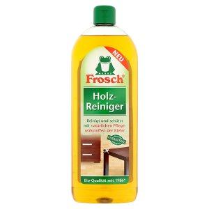 Frosch EKO čistič na dřevěné podlahy a povrchy 750ml