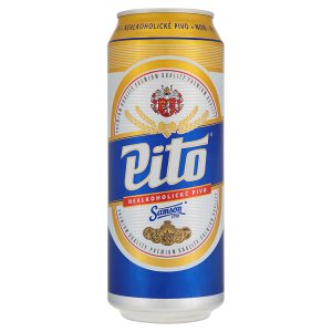 Samson Pito nealkoholické pivo 0,5l