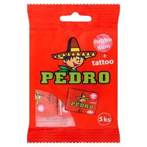 Pedro Žvýkačka 5 x 5g