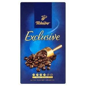 Tchibo Exclusive Pražená zrnková káva 500g
