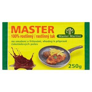 Master Martini Master 100% rostlinný tuk 250g