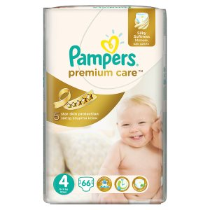 Pampers Premium Care Pleny 4 Maxi 66 ks
