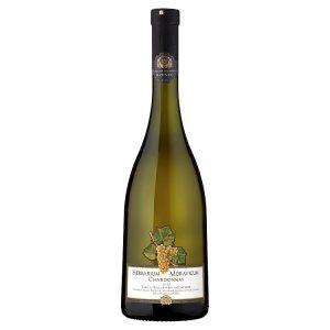 Zámecké Vinařství Bzenec Herbarium Moravicum Chardonnay polosladké bílé víno 0,75l