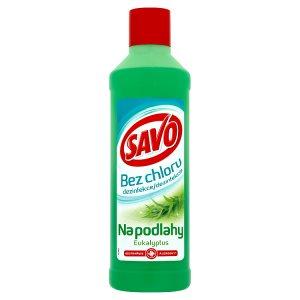 Savo Dezinfekce na podlahy eukalyptus 1000ml