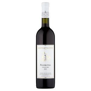 Château Valtice Frankovka 2011 pozdní sběr červené víno suché 0,75l