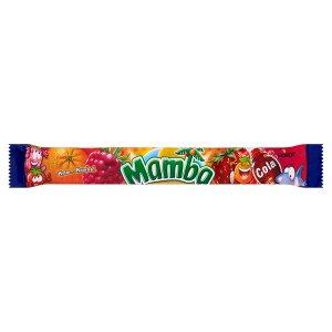 Storck Mamba Karamely s ovocnou a kolovou příchutí 4 x 26,5g