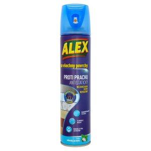 ALEX Proti prachu antistatický na všechny povrchy s vůní zahrady po dešti 400ml