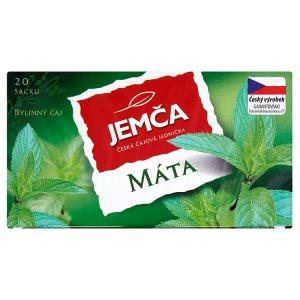 Jemča bylinný čaj, vybrané druhy 20 sáčků