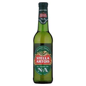 Stella Artois Pivo nealkoholické světlé 0,33l