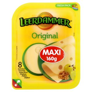 Leerdammer Original maxi 8 plátků 160g, vybrané druhy