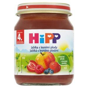 HiPP Ovocný příkrm vybrané druhy 125g