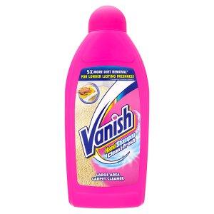 Vanish Šampón na čištění koberců 500ml