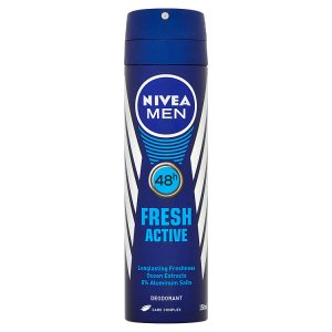 Nivea Men deodorant sprej 150ml, vybrané druhy