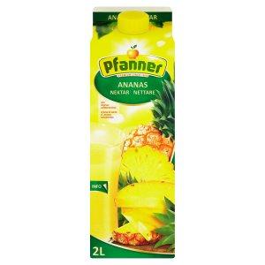 Pfanner ovocný nápoj 2l, vybrané druhy