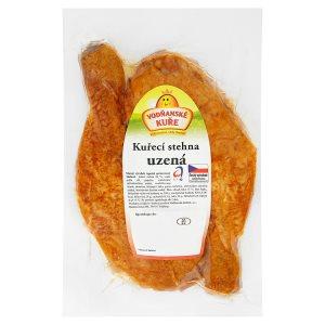 Vodňanské Kuře Kuřecí stehna uzená 420g
