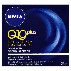 Nivea Q10 Plus Noční krém proti vráskám 50ml