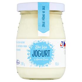 AGRO-LA Jihočeský jogurt bílý 200g