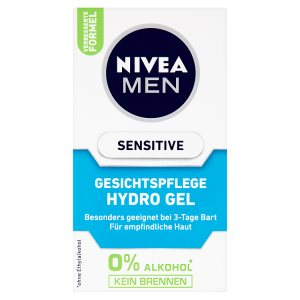 Nivea Men Sensitive Pleťový gel 50ml