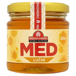 Medokomerc Med luční 250g