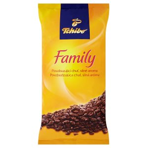 Tchibo Family Pražená mletá káva 1000g