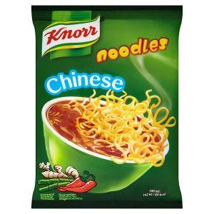 Knorr Noodles instantní nudlová polévka, vybrané druhy