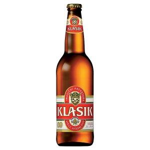 Klasik Pivo výčepní světlé 0,5l