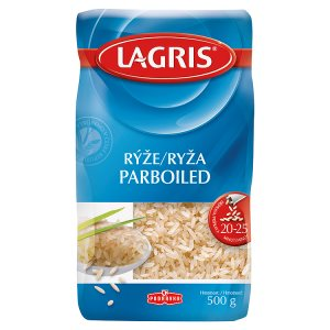 Lagris Rýže parboiled 500g