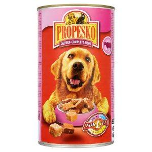 Propesko konzerva pro psy 1240g, vybrané druhy