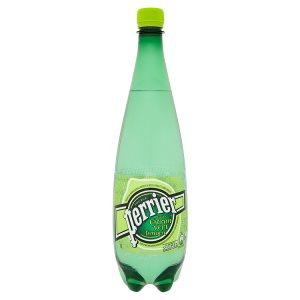Perrier Nealkoholický nápoj z přírodní minerální vody s příchutí limety 1l