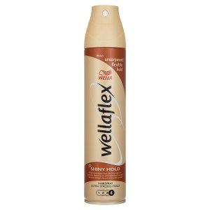 Wella Wellaflex Shiny hold lak na vlasy pro ultra silné zpevnění 250ml